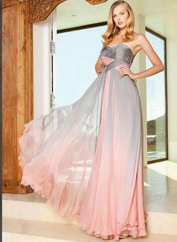 sonia pena primavera verano 2012 vestido griego
