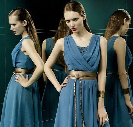 tonala primavera verano 2012 vestido griego
