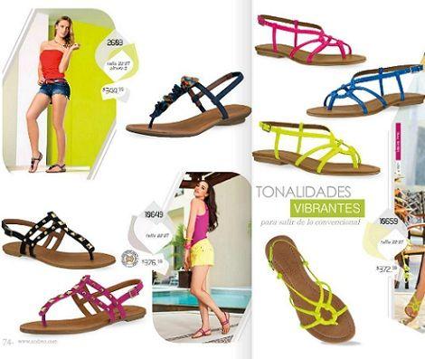 6f659c9f0e Catálogo zapatos Andrea primavera verano 2013 – Catálogos de Moda