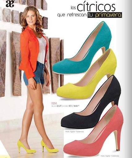 – Catálogos Zapatos Andrea De Primavera Verano 2014 Moda Catálogo kPuwXTlOiZ
