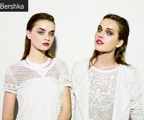 Catálogo bershka primavera 2013