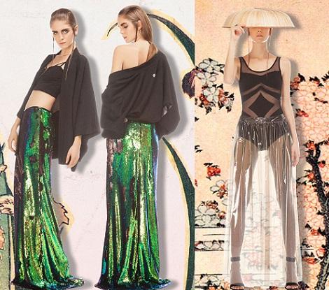 vestidos de fiesta de bershka para bodas 2013