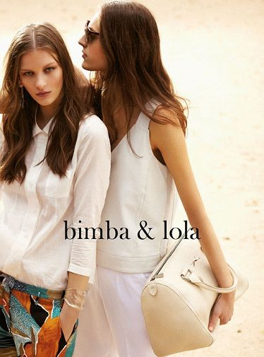 Catálogo bimba y lola primavera verano 2013