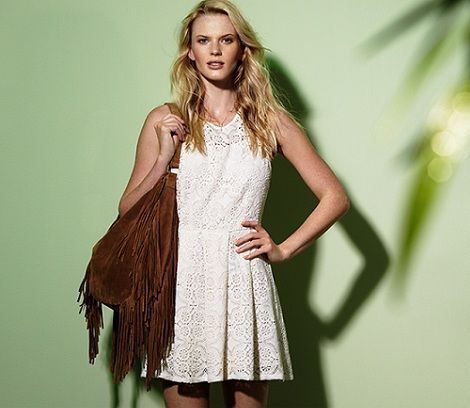 Catálogo blanco primavera verano 2013