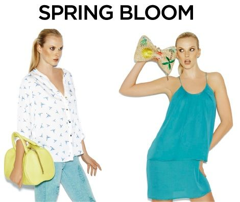 catalogo blanco spring bloom primavera verano 2013
