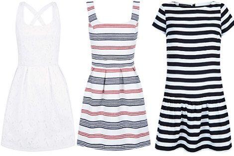 vestidos de blanco primavera verano 2013