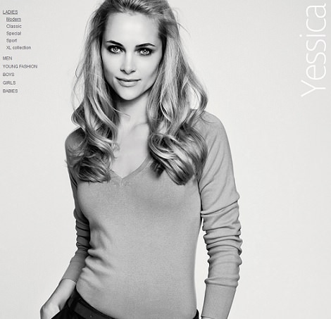 Colección C&A otoño invierno 2013 2014; ropa para mujeres de todas las tallas
