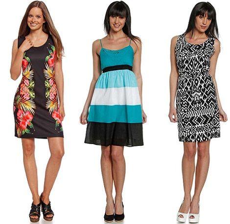 vestidos c&a verano 2013