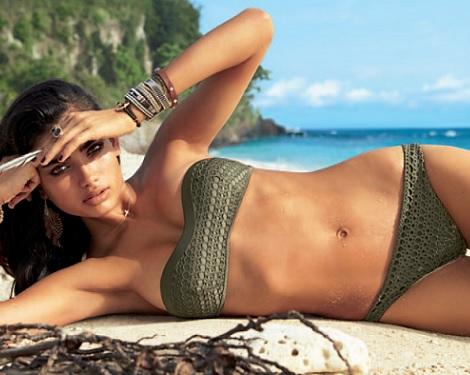 los bikinis y bañadores de calzedonia para este verano