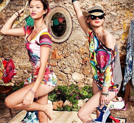 catalogo desigual primavera verano 2013