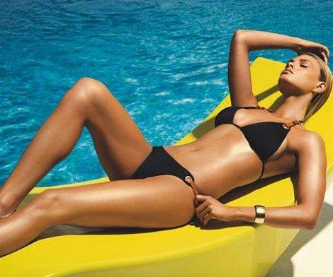 bañadores y bikinis el corte ingles primavera verano 2013