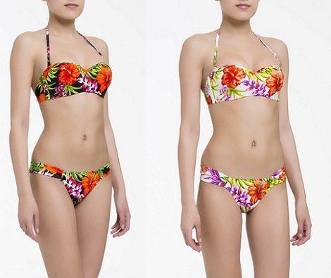 bikinis el corte ingles primavera verano 2013