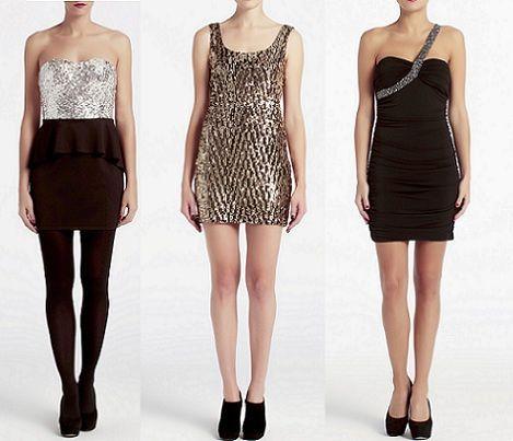 catalogo formula joven vestidos de fiesta fin de ano navidad 2012 2013