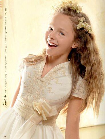Catálogo vestidos de comunion de el corte ingles 2013