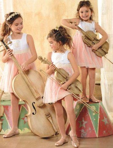 El Corte Inglés niños ropa de fiesta primavera 2013