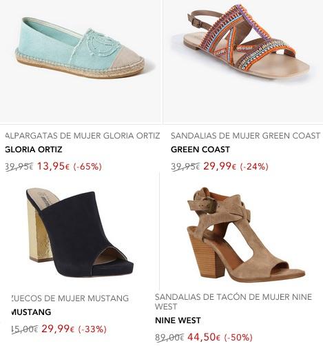 5fbbbe69f67 zapatos mujer el corte ingles primavera verano 2015
