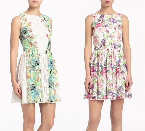 vestidos de formula joven primavera verano 2013