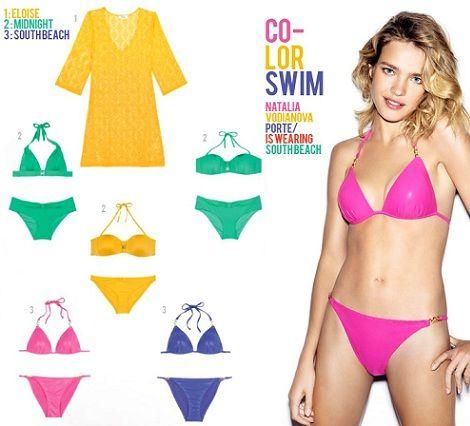 catalogo bikinis etam primavera verano 2013