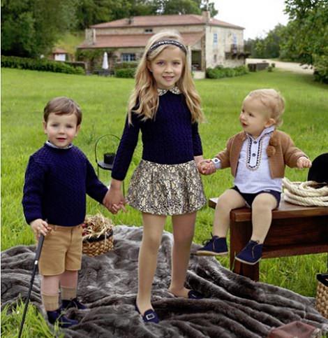 ae5636a90 Foque moda infantil catalogo otoño invierno 2014 2015 – Catálogos de ...