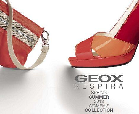 catalogo geox primavera verano 2013