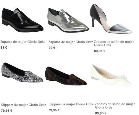 1ac51fcc22a Catálogo de Gloria Ortiz primavera verano 2014  zapatos y bolsos ...