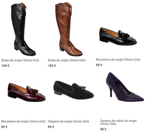 zapatos de gloria ortiz otoño invierno 2013 2014