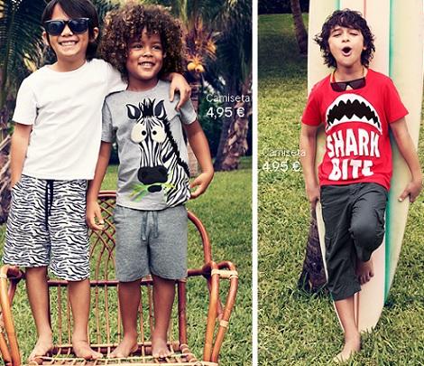 Campaña H M niños verano 2013 – Catálogos de Moda 192d6306555