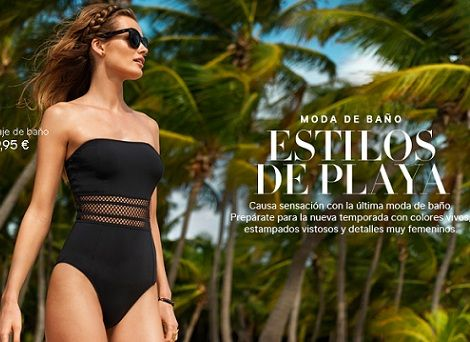 catalogo bikinis hm primavera verano 2013
