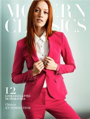 Catálogo hm modern classics primavera 2013