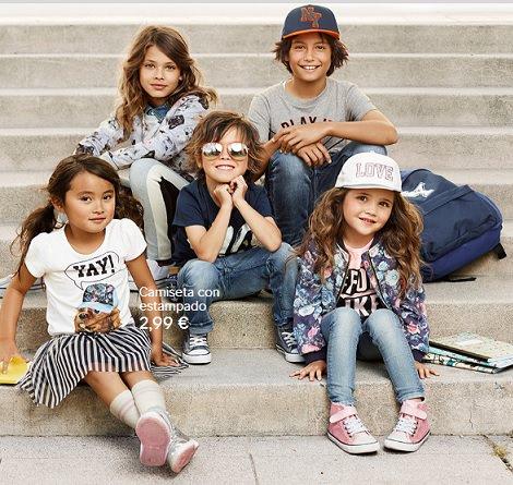 Catálogo de H M niños otoño invierno 2014 2015 la vuelta al cole ... b7c110d4a80