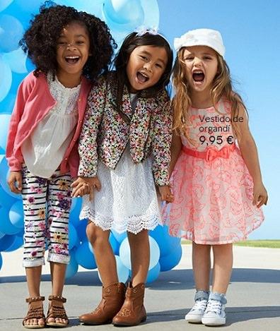 Catálogo de H M para niños primavera verano 2014 – Catálogos de Moda ce13d39541c