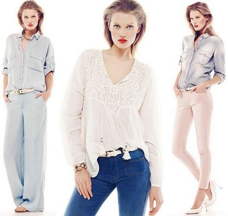mango lookbook primavera 2013