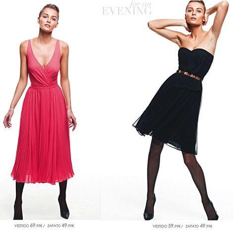 catalogo mango vestidos de fiesta primavera verano 2013