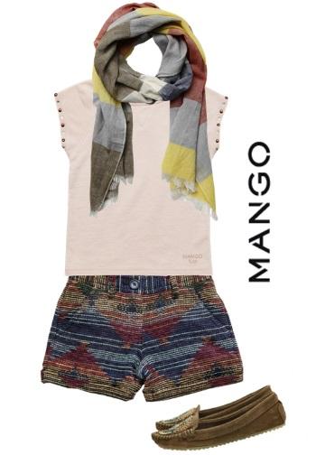 la ropa de mango niños para esta primavera verano 2013