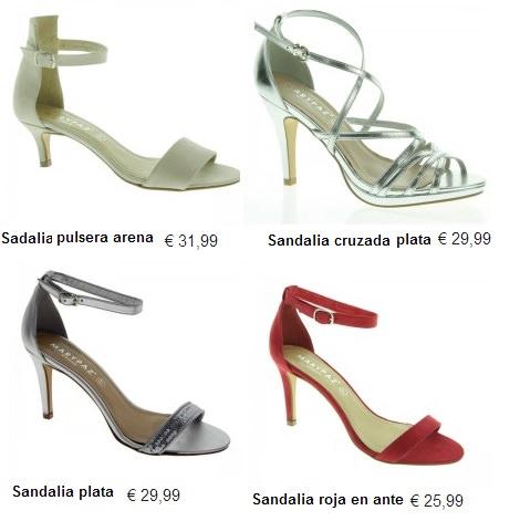 14432cff Nuevas sandalias y botines de Marypaz catálogo primavera verano 2014 ...