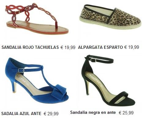 0ef0534c Nuevas sandalias y botines de Marypaz catálogo primavera verano 2014 ...