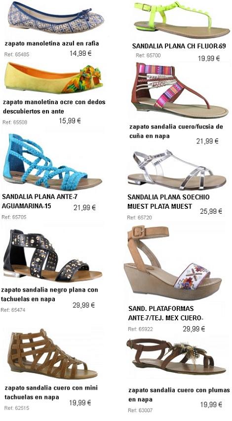 marypaz nueva coleccion de zapatos y sandalias para el verano