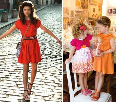 vestidos de mayoral primavera verano 2013