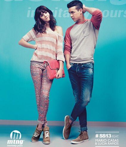 catalogo mustang primavera verano 2013