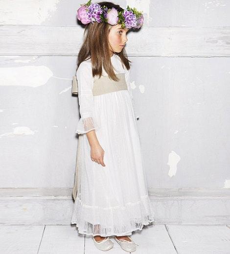 Nicoli Comunión: vestidos y trajes de niños 2014