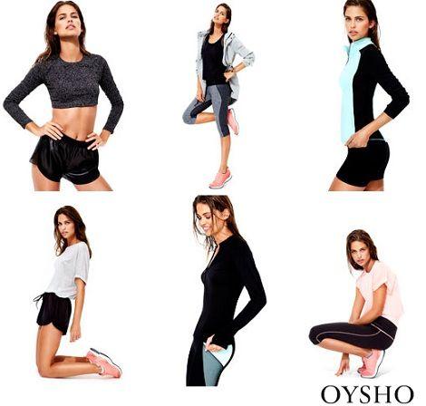 Catálogo oysho gym primavera verano 2013
