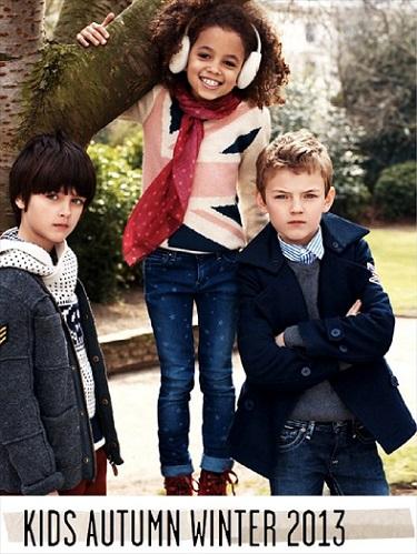 Pepe jeans niños otoño invierno 2013 2014