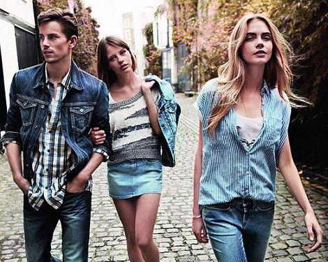 Catálogo pepe jeans primavera verano 2013