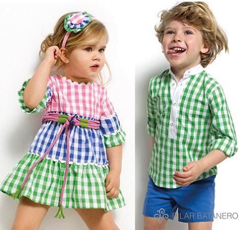 coleccion pilar batanero niños primavera verano 2013