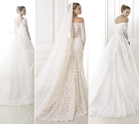colección de vestidos de novia pronovias 2015 – catálogos de moda