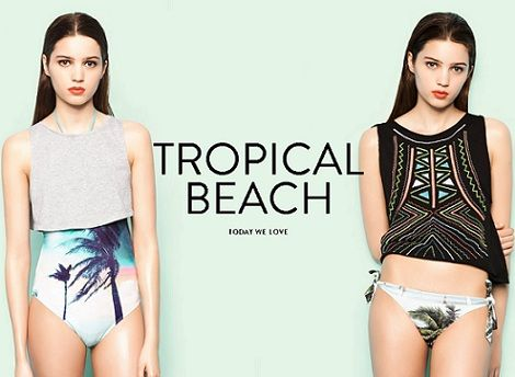 bikinis pull and bear primavera verano 2013