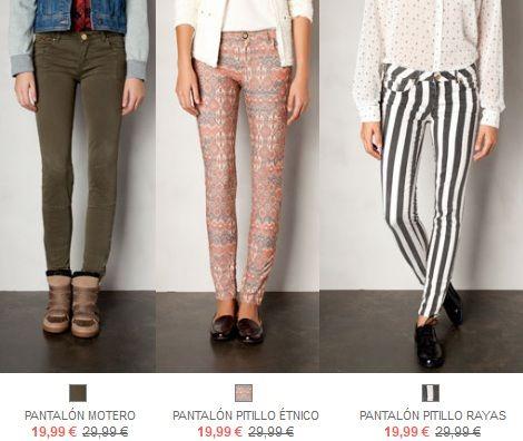 Catálogo rebajas pull and bear enero 2013
