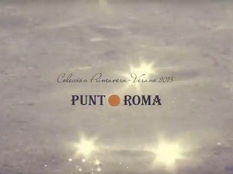 catalogo punto roma primavera verano 2013 el video