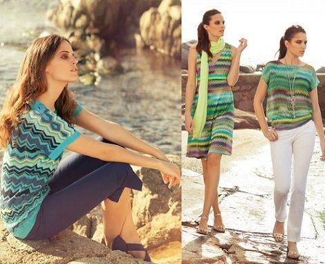catalogo punto roma primavera verano 2013