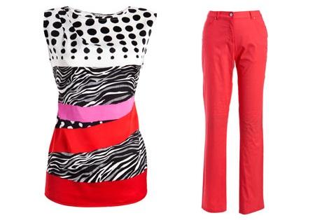 ropa de moda de punto roma para esta primavera verano 2013